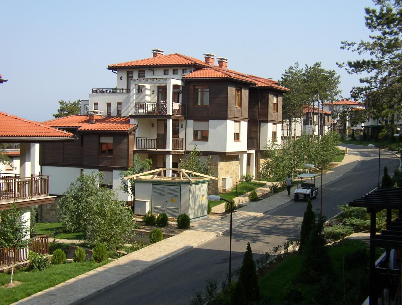 как строят в болгарии